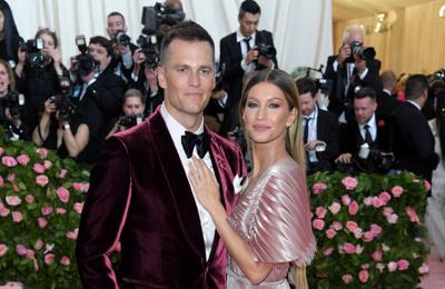 Gisele Bundchen and Tom Brady 'plan low-key anniversary'