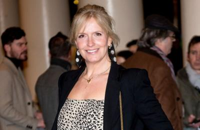 Penny Lancaster helped to save a suicidal woman