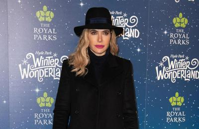 Ayda Field has stopped drinking during lockdown