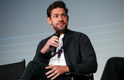 John Krasinski hated editing out his own voice
