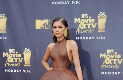 Zendaya dressed head-to-toe in Target at her first movie premiere
