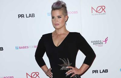 Kelly Osbourne: Weight loss surgery gave me a fighting chance
