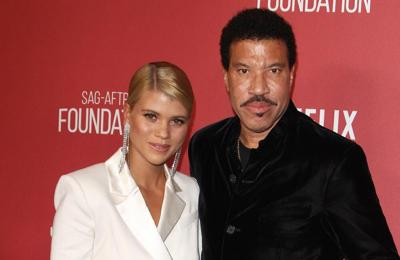 Lionel Richie is supportive of his daughter Sofia Richie's new romance