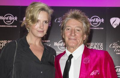 Sir Rod Stewart: Penny Lancaster is 'everything' to me