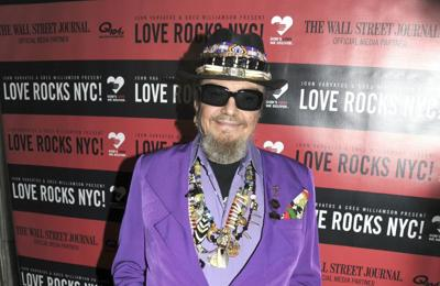 Dr John completed final album before death