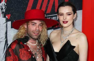 Mod Sun claims Bella Thorne owes him money