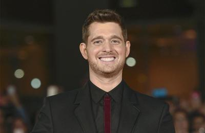 Michael Buble announces tour