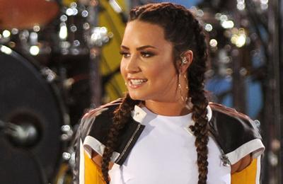 Demi Lovato reveals family and friends' response to changing pronouns