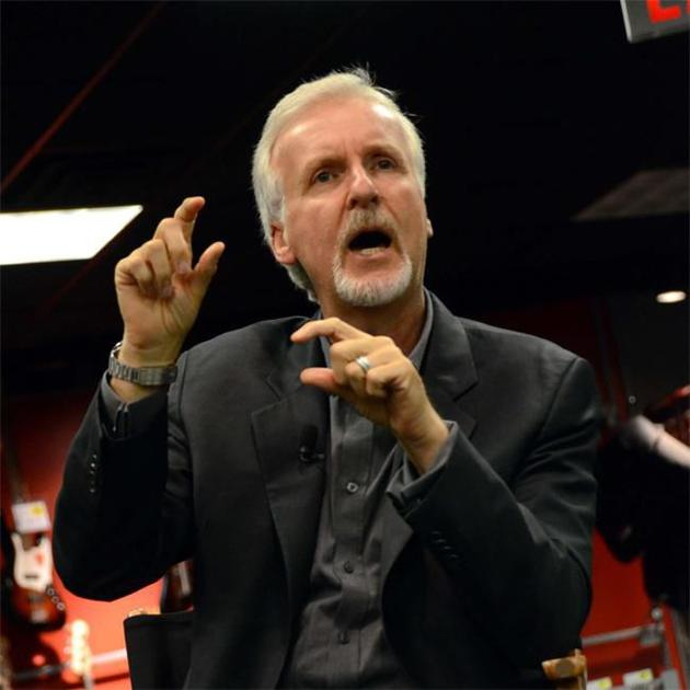 James Cameron: James Cameron Almost Had Oscars Fight With Harvey