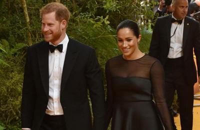 Prince Harry used ghost emoji to woo Duchess Meghan