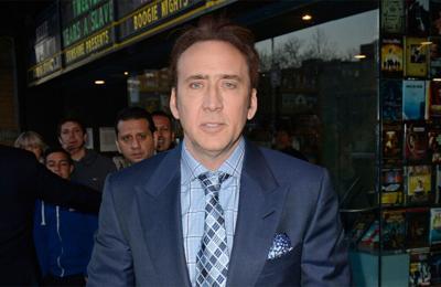 Nicolas Cage's mother has died