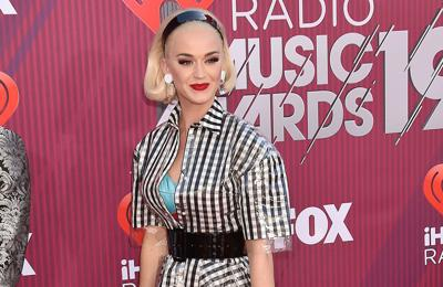 Katy Perry had 'crazy' dream of having twins