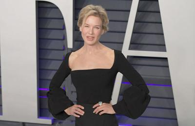 Renee Zellweger: Acting career is 'failure' at becoming a writer
