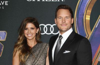Chris Pratt and Katherine Schwarzenegger marry