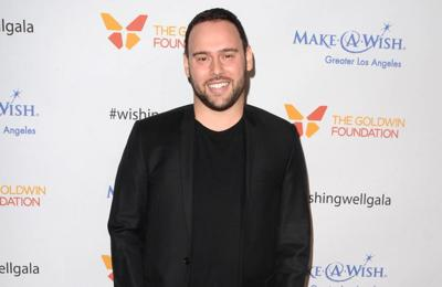 Scooter Braun open to 'private conversation' with Taylor Swift