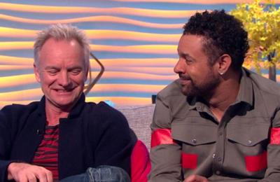 Sting reveals how James Bond inspired his success