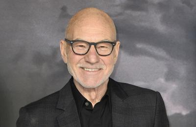 Sir Patrick Stewart laughed off acting idea