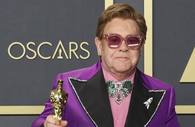Sir Elton John: I'd be dead if I didn't get help