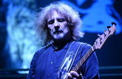 Geezer Butler 'nearly blinded' by fan
