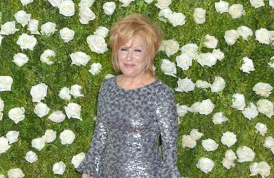 Bette Midler doesn't feel up to touring