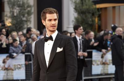 Andrew Garfield will never tire of Spider-Man films