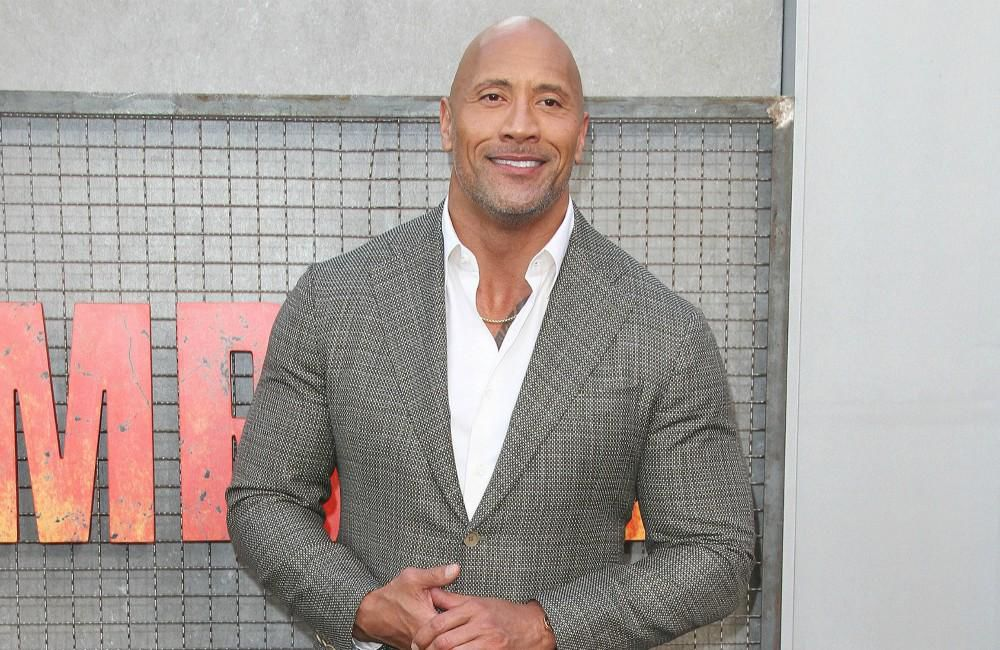 Dwayne Johnson reveals production schedule for Black Adam movie