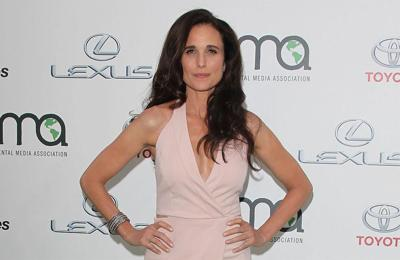 Andie MacDowell's body insecurity