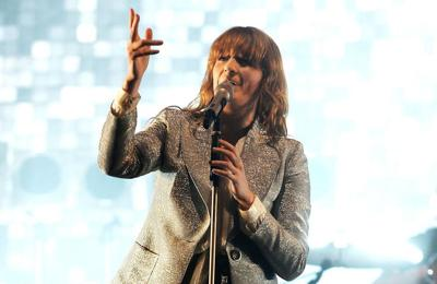 Florence Welch 'overwhelmed' by British Summer Time experience