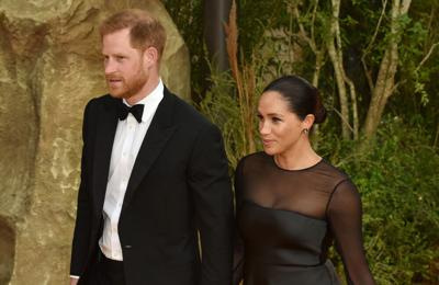 Prince Harry and Duchess Meghan's floral tribute to Prince Philip