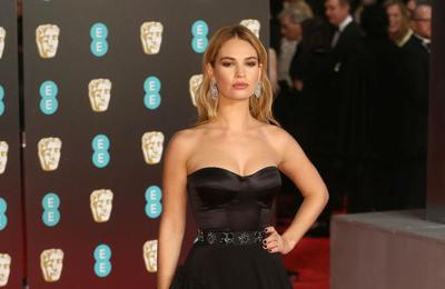 Lily James joins Dig