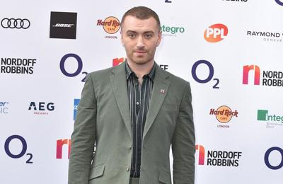 Sam Smith found strength in Jim Carrey quote