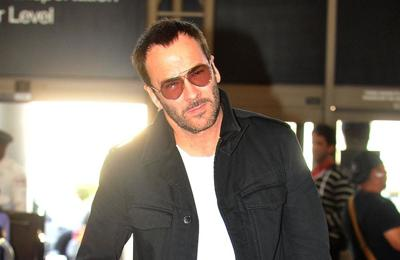 Tom Ford: 'Happiness doesn't exist'