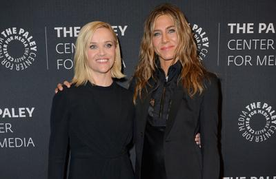 Reese Witherspoon hails Jennifer Aniston's 'perfect' comedic timing