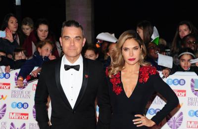 Robbie Williams wants more kids