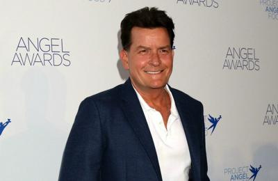Charlie Sheen confirms daughter Sam has moved in