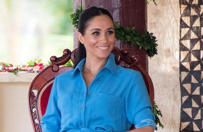 Duchess Meghan wants to help women 'know their worth'