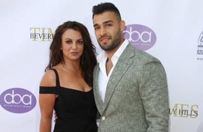 Britney Spears' boyfriend Sam Asghari 'at fault' for crashing brand new car