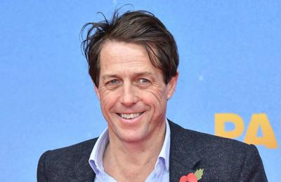 Hugh Grant relishing work now he's not a leading man