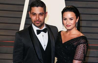 Wilmer Valderrama checked in on Demi Lovato after recent split