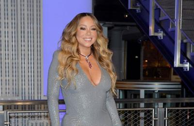 Mariah Carey's Glitter soundtrack LP hits Spotify
