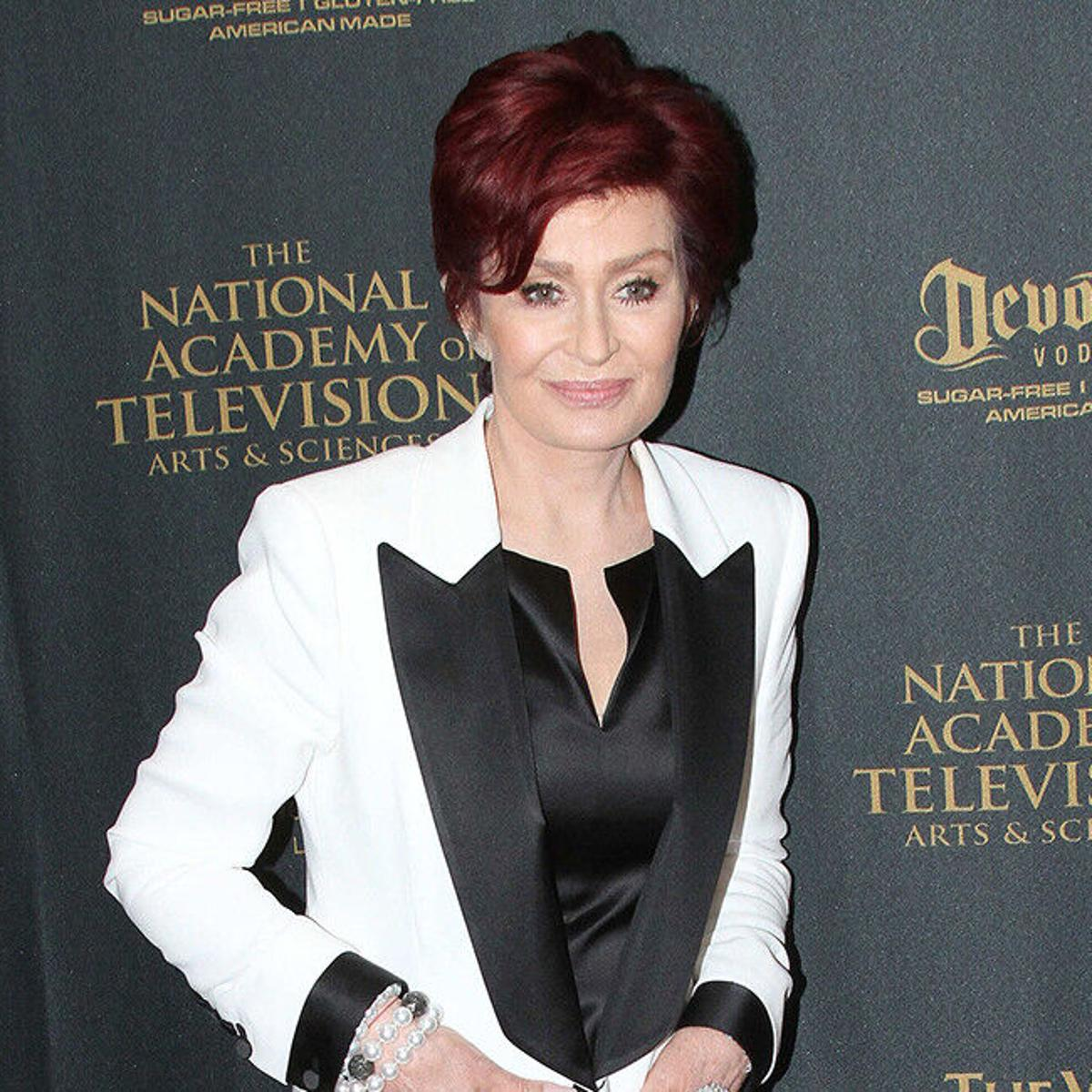 Sharon Osbourne Dyes Her Hair Red Again Celebrities Celebretainment Com