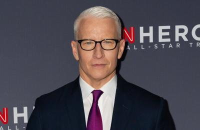 Anderson Cooper knew he was 'different' at seven