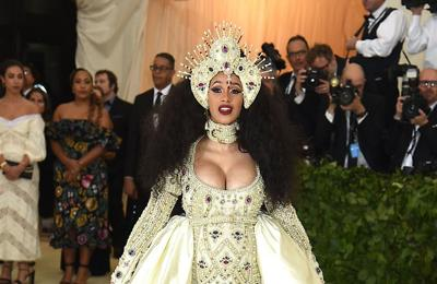 Cardi B claims Offset swerved 'crackhead' | Celebrities