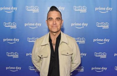 Robbie Williams returning to Las Vegas for second residency