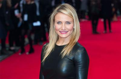 Cameron Diaz was 'never comfortable' with fame