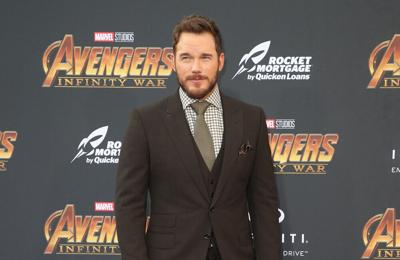 Chris Pratt: My family relied on food banks when I was young