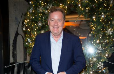 Piers Morgan offered support by Duchess of York