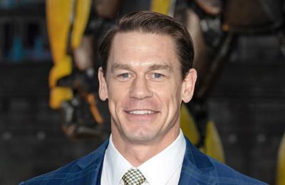John Cena S Emotional Haircut Celebrities