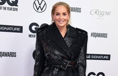 Sharon Stone says organ donation has been her family's 'salvation' after nephew's death
