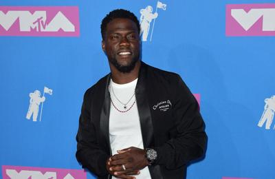 Kevin Hart on changing nappies: 'I'm not great at it'